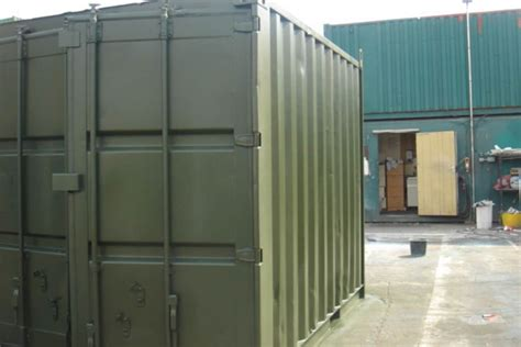 10ft Container Sale or Hire | Get a 10 Foot Container Price