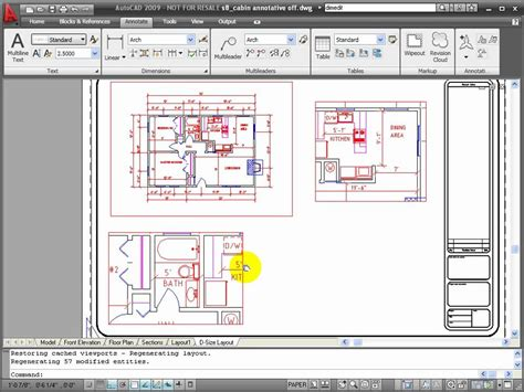 AutoCAD Tutorial - Using Annotation Scaling - YouTube
