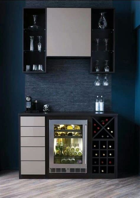 31 Original Home Bars And Cocktail Mixing Stations - DigsDigs