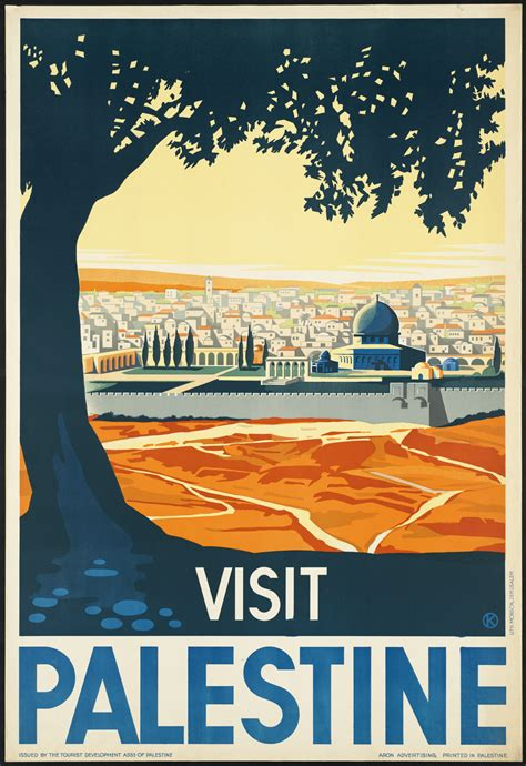 18 Beautiful Old-School Travel Posters