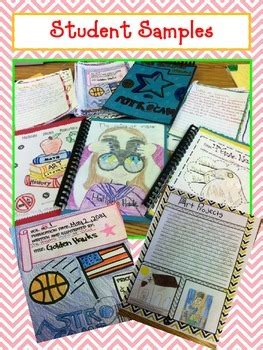 REPORT- Class Magazine- Fun Culminating or End of the Year