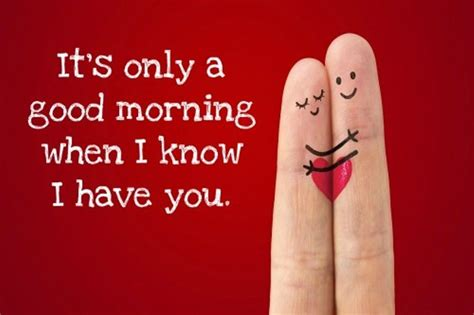 85 Cute Good Morning Texts for Him /Her to Brighten the Day