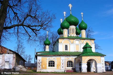 Ancient Russian town of Uglich · Russia Travel Blog