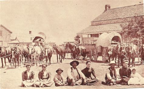 Old West Pictures – Texas in the late 1800s | Texas Boots