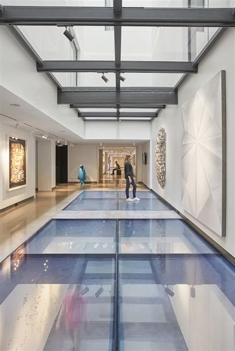 1-Hour Fire Resistive Glass Floors Case Study | SAFTI FIRST