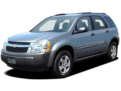 2007 Chevrolet Equinox Reviews and Rating   Motor Trend