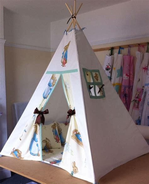 Teepee & matching accessories