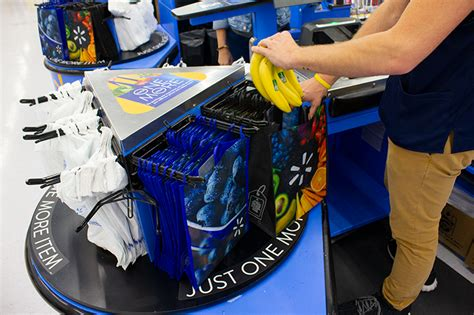 Walmart Launches Reusable Bag Campaign, Sustainability