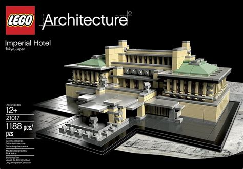 LEGOs for Adults: The 8 Best LEGO Architecture Sets for Adults