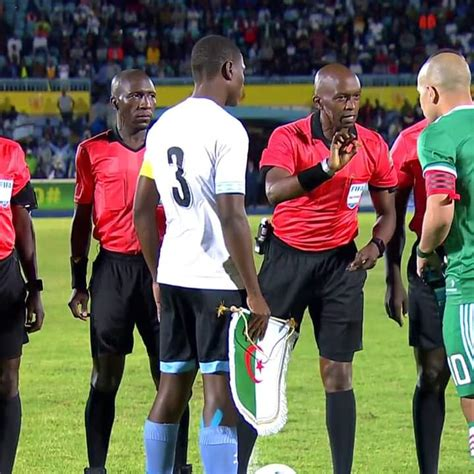AFCON 2021 QUALIFIERS: Ugandan Referees to Officiate