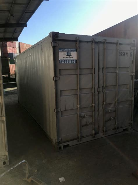 20ft Standard Used Shipping Container - Shipping