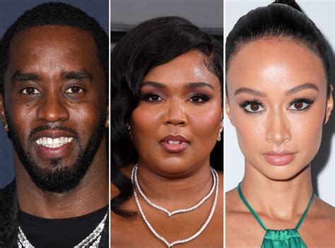 Fans Slam Diddy for Stopping Lizzo From Twerking During IG
