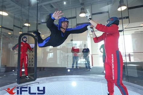 iFLY Austin - Indoor Skydiving - Picture of iFLY Austin