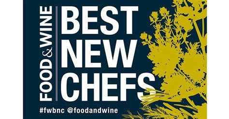 Food & Wine magazine names Best New Chefs of 2016