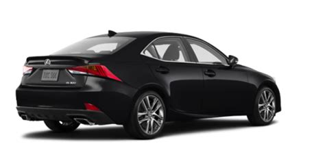 New 2019 Lexus IS 300 RWD for sale in Montreal | Spinelli