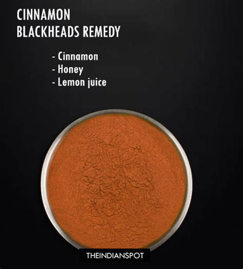 TOP 10 NATURAL TREATMENTS TO GET RID OF BLACKHEADS