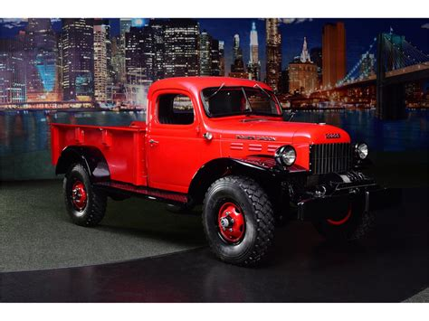 1947 Dodge Power Wagon for Sale | ClassicCars