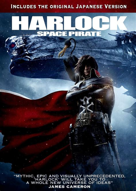 Harlock: Space Pirate • Reviews • Absolute Anime