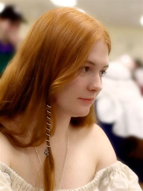All Things Wildly Considered: Redheads Really Are