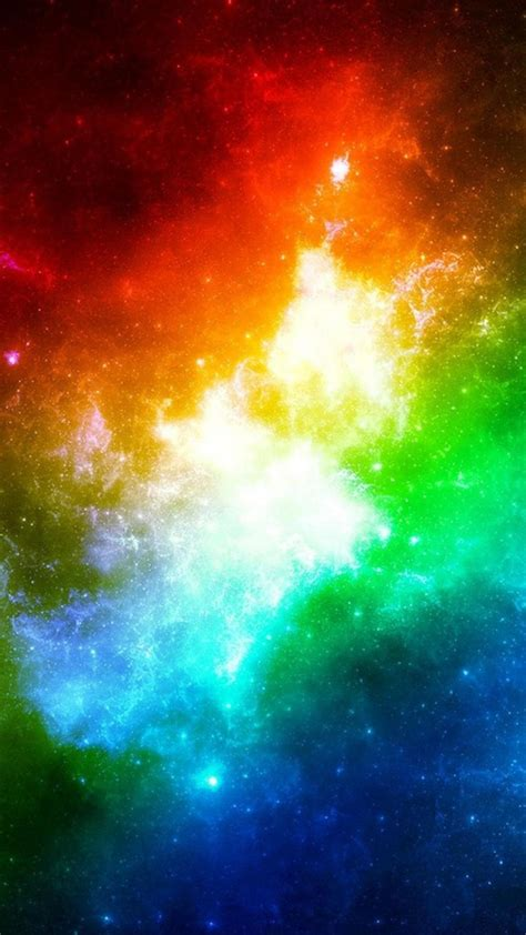 Colorful Galaxy Smartphone Wallpapers HD ⋆ GetPhotos