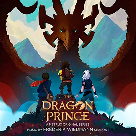 Soundtrack Albums for Netflix's 'The Dragon Prince' to Be