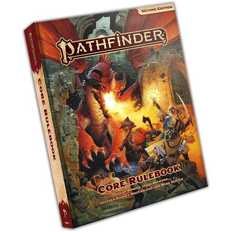 Pathfinder RPG - 2nd Edition - Core Rulebook