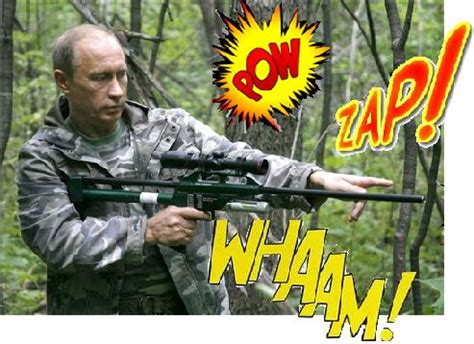 Putin Shoots Tiger, Misses Journalists - Foreign Policy Blogs
