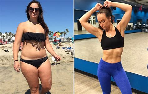 'I Set Out To Get A Revenge Body—But Losing 40 Pounds