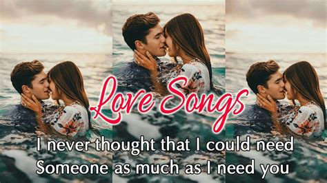 The Most Beautiful Love Songs Lyrics Of All Time - Best
