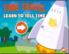 Smashmaths - Time - Interactive Learning for the