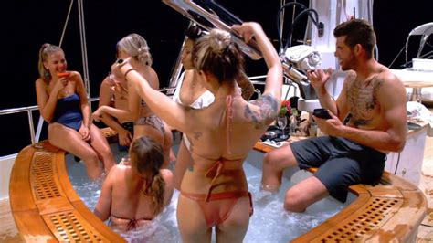 Who Hires the Below Deck Sailing Yacht Crew?   The Daily Dish