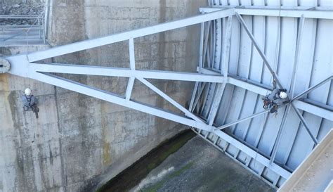 Annual tainter gate inspection completed | News