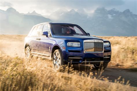Rolls-Royce Cullinan (2018) review: rocks and a Roller