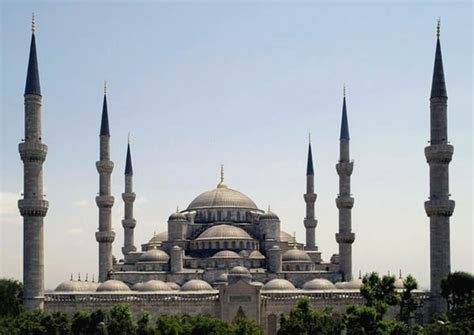 Mosques - Places of Worship for Followers of Islam