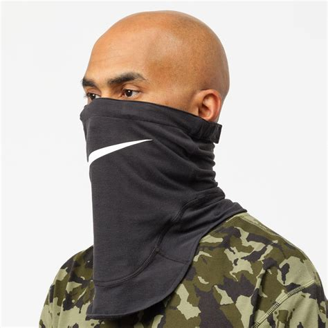 Nike Synthetic Mmw Face Mask In Black for Men - Lyst