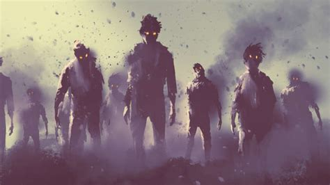 Study Looks Into Your Chances Of Surviving A Zombie