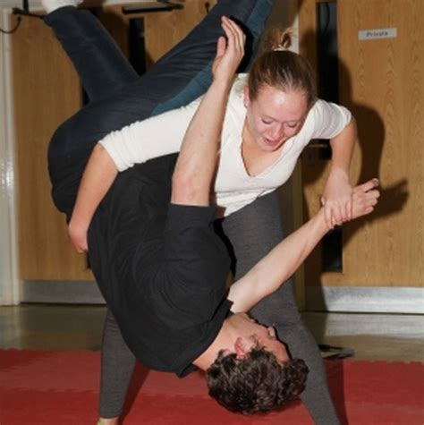 Young women show off self-defence skills - Berkshire Live