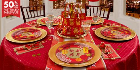 2018 Chinese New Year Party Supplies - Chinese New Year