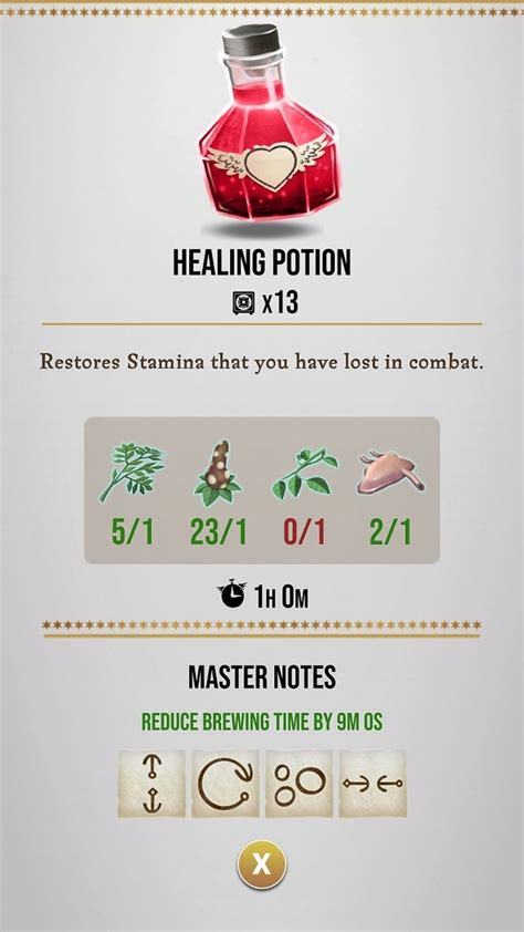 Potions List, Recipes, and Brewing Guide - Harry Potter