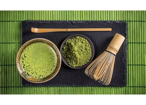 Have You Met Your Matcha? Types of Green Tea and Their