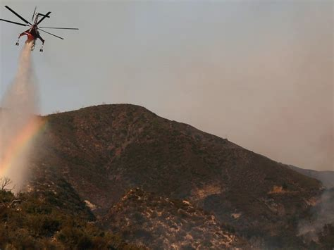 Bobcat Fire, Now 88% Contained, Has Damaged Hundreds Of