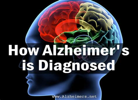 How Alzheimer's is Diagnosed
