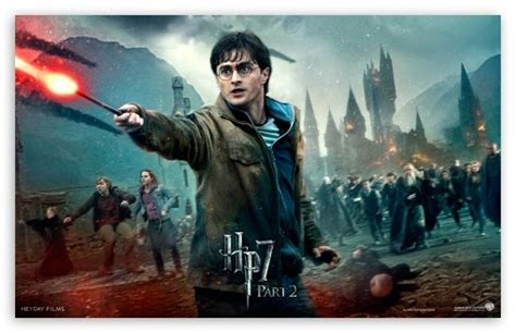 Spiritual Popcorn: Harry Potter and the Deathly Hallows