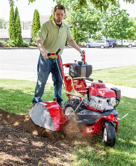 Bed edger self propelled rentals West Bend WI   Where to