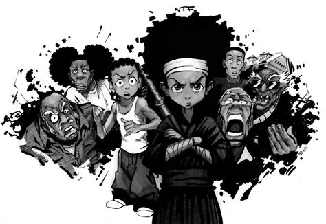 [Image - 781261]   The Boondocks   Know Your Meme