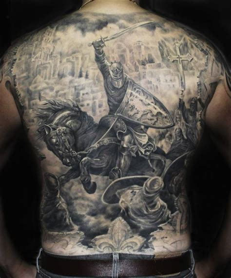 Medieval Tattoos Designs, Ideas and Meaning   Tattoos For You