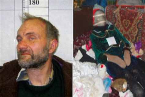 Russian Historian Anatoly Moskvin Collected Dead Girls at Home