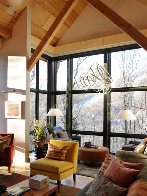Gorgeous Mountain Dream Home In Vermont | iDesignArch
