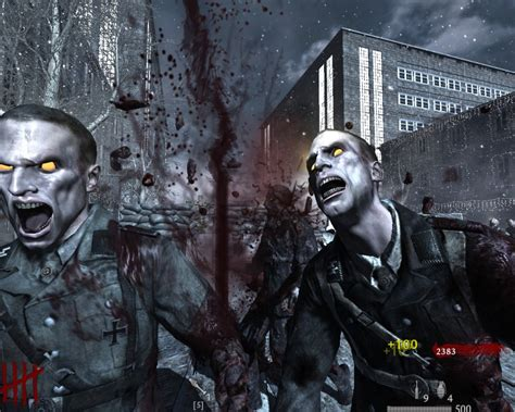 Call of Duty: Black Ops Getting Zombie Love • GadgetyNews