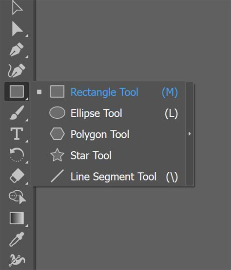 Solved: Rounded Rectangle tool not appearing - Adobe